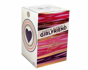 Girlfriend de 100 ml Justin B