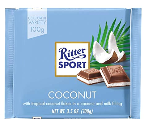 chocolate coconut de ritter sp